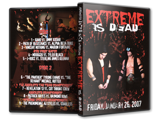 Extreme Is Dead