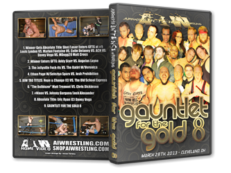 Gauntlet for the Gold 8