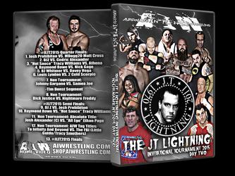 The JT Lightning Invitational Tournament – Day 2