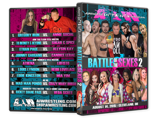 Battle of the Sexes 2