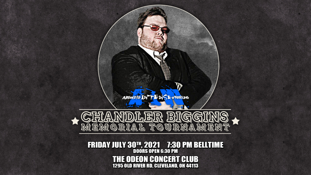 Chandler Biggins Memorial Tournament 2021 – July 30th, 2021 - Cleveland, OH