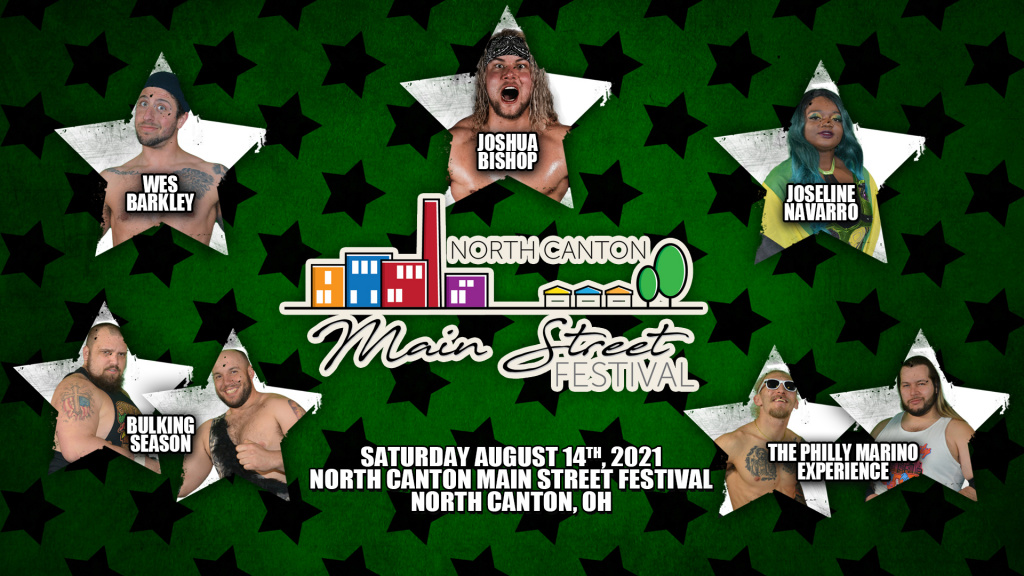 North Canton Main Street Festival – August 14th, 2021 - North Canton, OH