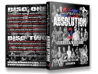 Absolution 3: Guerrilla Warfare