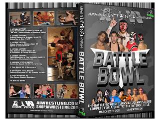 Battle Bowl 2011