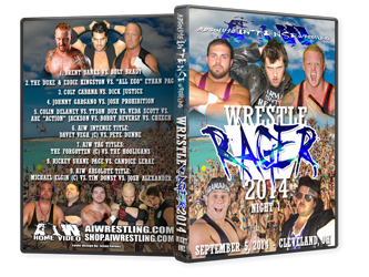 WrestleRager 2014 – Night 1
