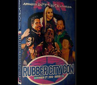 Rubber City Con