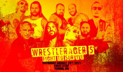Wrestlerager 5: Fight to Survive